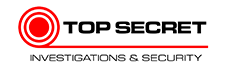 Group Top Secret Investigations Retina Logo